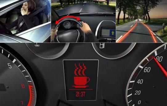 Система контроля усталости водителя «Автоконтроль»